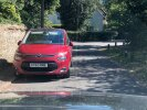 Dog walkers consistently parking in narrow road obstructing access for residents
